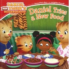 Daniel Tries a New Food (Paperback)