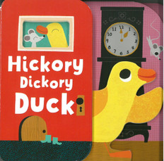 Z/CASE OF 36 - Hickory Dickory Duck (Board Book)