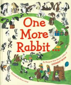 Z/CASE OF 24 - One More Rabbit: Margaret Wise Brown (Hardcover)
