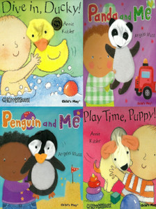 Chatterboox: Child's Play Set of 4 (Puppet Board Books)