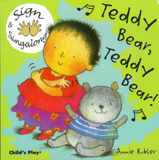 Teddy Bear, Teddy Bear!: Sign & Sing Along (Board Book)