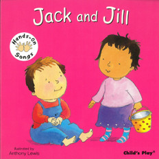 Jack and Jill : Hands-On Songs (Board Book)