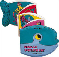 Dolly Dolphin at Play School (Bath Book)