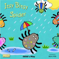 Itsy Bitsy Spider (17x17 Big Paperback)