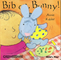 Bib On, Bunny! (Puppet Board Book)
