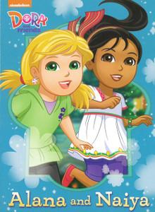 Alana and Naiya: Dora and Friends (Board Book)
