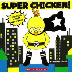 Super Chicken! (Board Book)