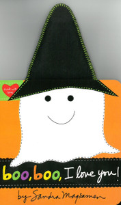 Boo, Boo, I Love You! (Board Book)