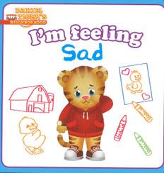 I'm Feeling Sad: Daniel Tiger's Neighborhood (Board Book)