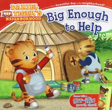 Big Enough to Help:  Daniel Tiger's Neighborhood (Paperback)