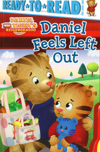 Daniel Feels Left Out:  Daniel Tiger Ready To Read PRE-Level 1 (Paperback)