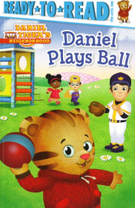 Daniel Plays Ball:  Ready To Read PRE-Level 1 (Paperback)