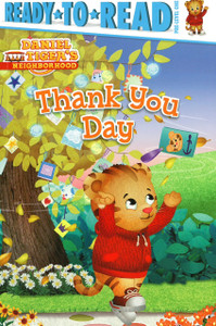 Thank You Day: Daniel Tiger Ready-To-Read PRE-Level 1 (Paperback)