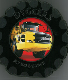 Diggers: Rough & Tough (Board Book)