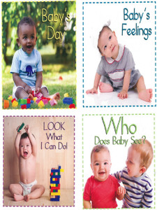 Baby's First: Set of 4