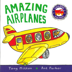 Amazing Airplanes (Paperback)
