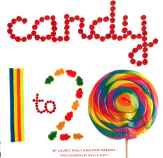 Candy 1 to 20 (Board Book)
