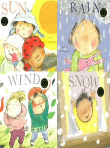 Whatever The Weather Set of 4 (Board Book)