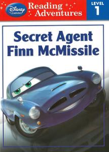 Secret Agent Finn McMissle: Cars Reading Adventures Level 1 (Paperback)