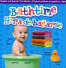Bathtime / Hora de bañarse (Board Book)