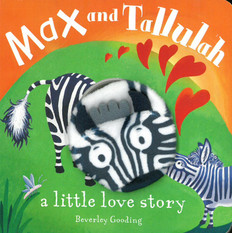 Max and Tallulah: Finger Puppet (Board Book)
