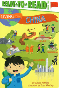 Living in… China: Ready To Read Level 2 (Paperback)