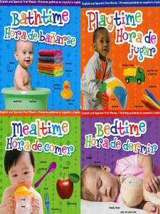 I Love Daily Routines: Bilingual (BSB)- 20 Books