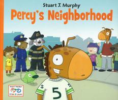 Percy's Neighborhood: I See I Learn (Hardcover)