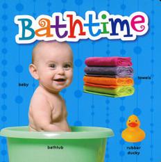 Z/CASE OF 72 - Bathtime (Board Book)