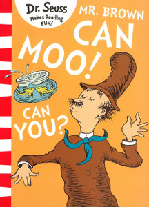 Mr. Brown Can Moo! Can You?  Dr. Seuss (Paperback)