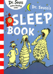 Dr. Seuss's Sleep Book (Paperback)