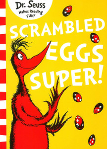 Scrambled Eggs Super! Dr. Seuss (Paperback)