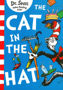 The Cat in the Hat: Dr. Seuss (Paperback)