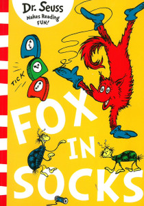 Fox in Socks: Dr. Seuss (Paperback)