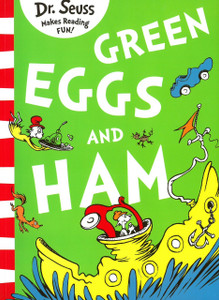 Green Eggs and Ham: Dr. Seuss (Paperback)