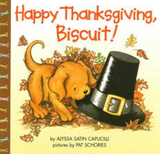 Happy Thanksgiving, Biscuit! Lift-a-Flap (Paperback)