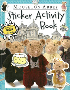 Mouseton Abbey Sticker Activity Book (Paperback)