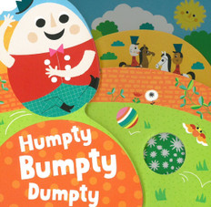 Z/CASE OF 36 - Humpty Bumpty Dumpty (Board Book)