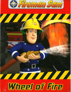 Z/CASE OF 36 - Fireman Sam: Wheel of Fire (Paperback)