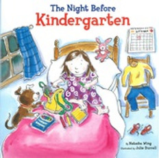 Z/CASE OF 25-The Night Before Kindergarten (Big Hardcover)