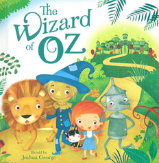 The Wizard of Oz (Padded Board Book)