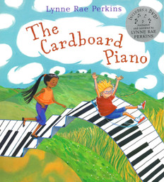 The Cardboard Piano (Hardcover with DVD)