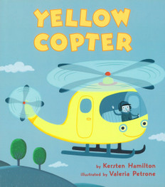 Yellow Copter (Hardcover)