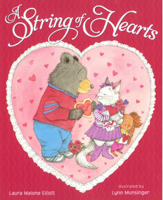 A String of Hearts (Hardcover)
