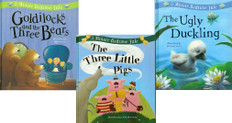 5  Minute Bedtime Tales: Set of 3 (Padded Hardcover)