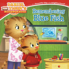 Remembering Blue Fish: Daniel Tiger (Paperback)