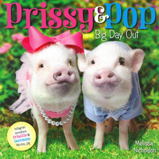 Prissy & Pop: Big Day Out (Hardcover)