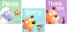Manners & Emotions Set of 3