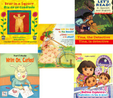 Large Core Bundle: Bilingual 4-8 Years -25 Books (Paperback)