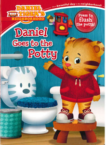 Daniel Goes to the Potty: Daniel Tiger's Neighborhood (Board Book)